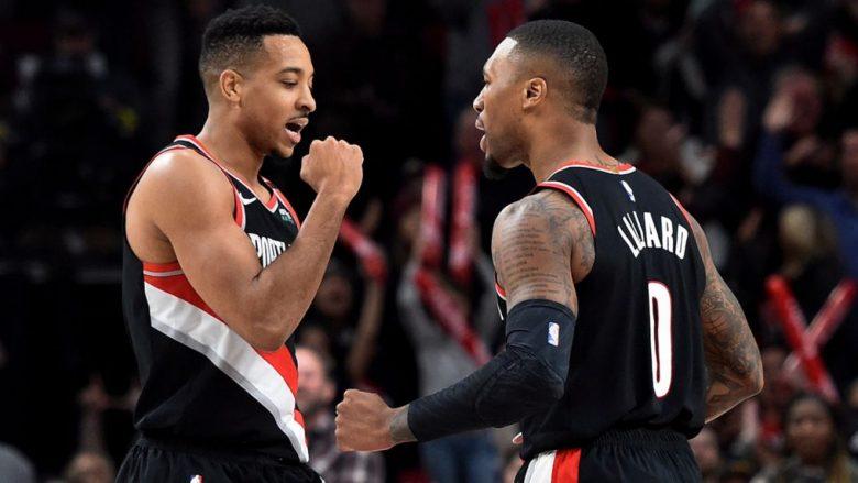 Portland Trail Blazers ndal serinë fantastike të Houstonit