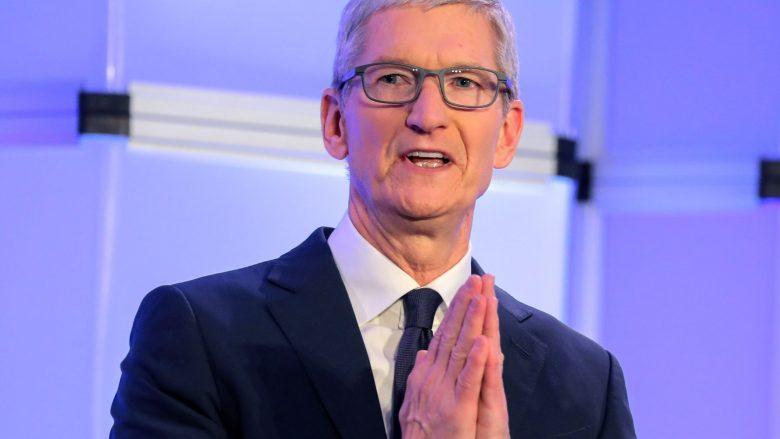 Shefi i Apple: Jam shumë optimist për bisedimet tregtare SHBA-Kinë (Video)