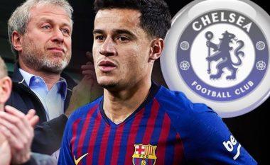 Chelsea rivalizon Unitedin për Coutinhon, Blutë kanë gati ofertën