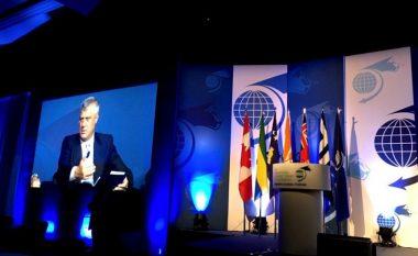 Presidenti Thaçi merr pjesë në Forumin Ekonomik Botëror