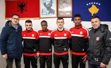 Zyrtare: Drenica huazon katër lojtarë nga Feronikeli