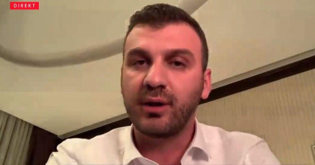 Durim Limaj flet nga Bosnja: U premtova heqje të taksës brenda orës, nëse njohin Kosovën