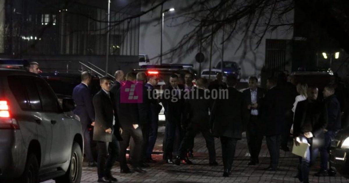 Limaj pas takimit me Thaçin: S'ka asgjë të veçantë