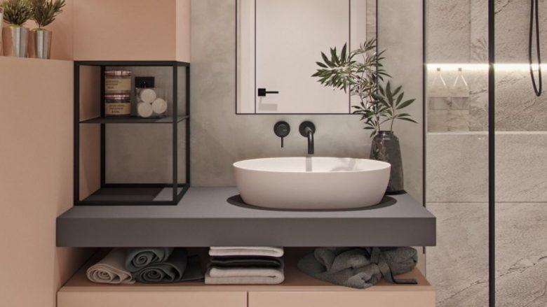 Për banjën e ëndrrave: Zgjidhni zbukurime dhe shtojca të cilat do ta bëjnë të veçantë