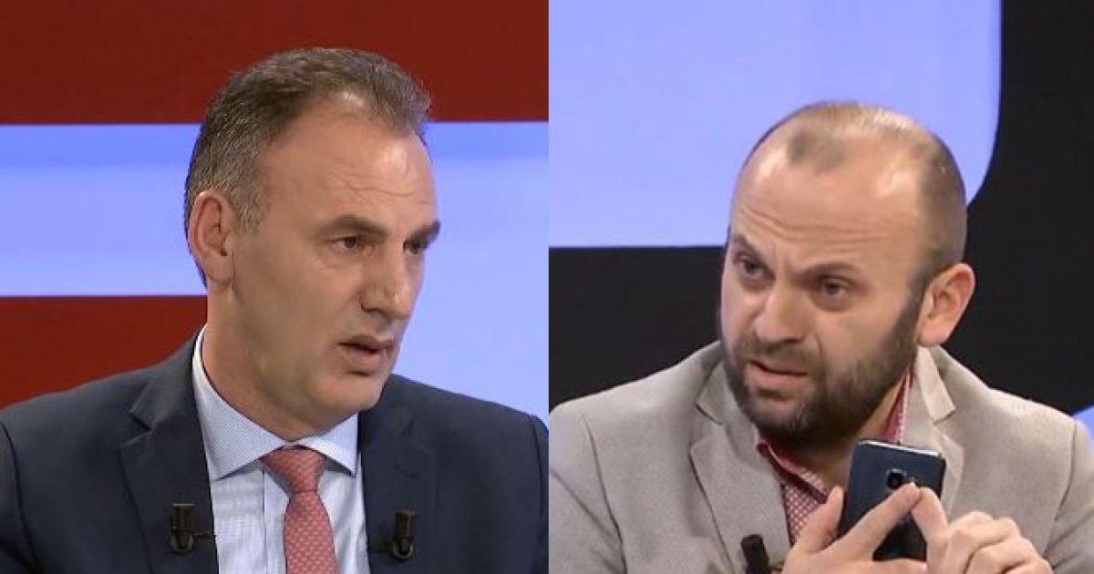 Mushkolaj debaton me Limajn, ia përmend punësimin e dhëndrit në ministrinë e drejtuar nga NISMA (Video)