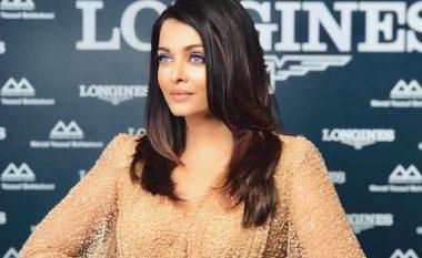 """Aishwarya Rai i beson veshjen brendit """"Fjolla Nila"""", kreatorja tregon se si arriti deri te bashkëpunimi mes tyre"""