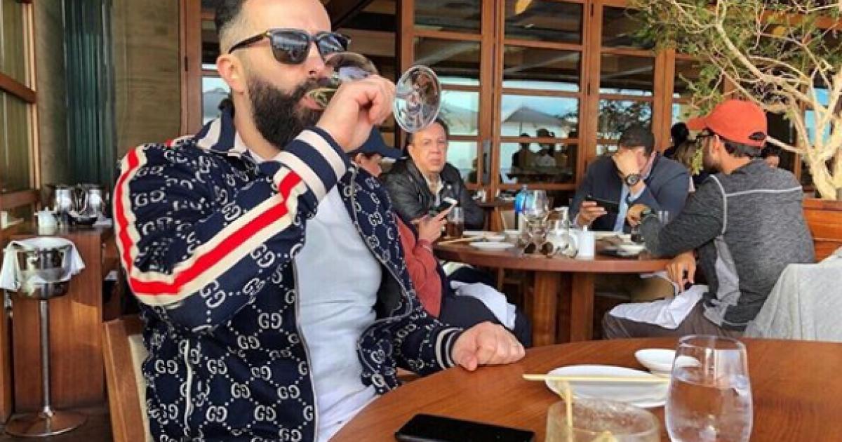 Pas Marinës edhe Geti shfaqet me xhaketë Gucci shumë të shtrenjtë