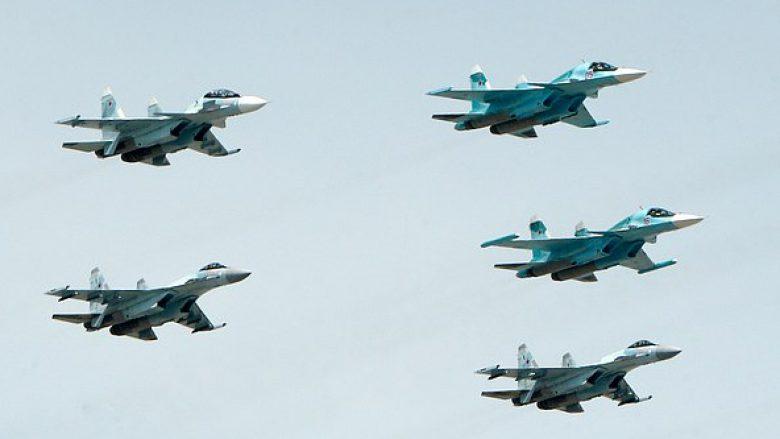 Përplasen gjatë fluturimit dy aeroplanë rusë mbi Detin e Japonisë (Foto)