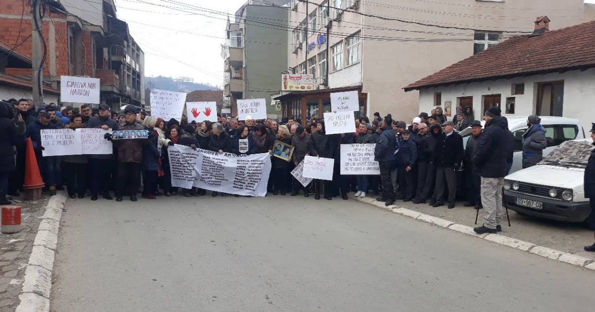 MPJ: Nuk ka vizitë të pelegrinëve serbë në Gjakovë