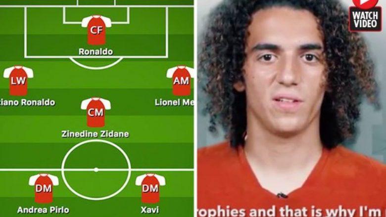 Guendouzi zgjedh ekipin e ëndrrave pa asnjë futbollistë të Arsenalit, tifozët e revoltuar kërkojnë largimin e tij