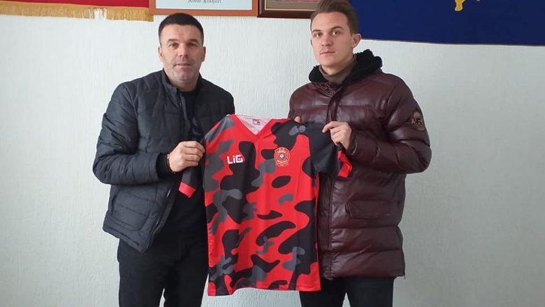 Zyrtare: Drenica nënshkruan me Atdhe Grajqevcin