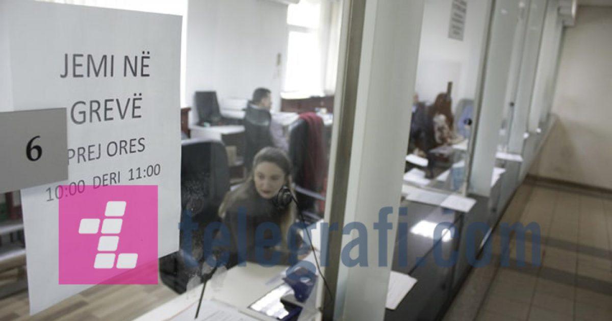 Shërbyesit civilë të komunës së Prishtinës, hyjnë në grevë të përgjithshme