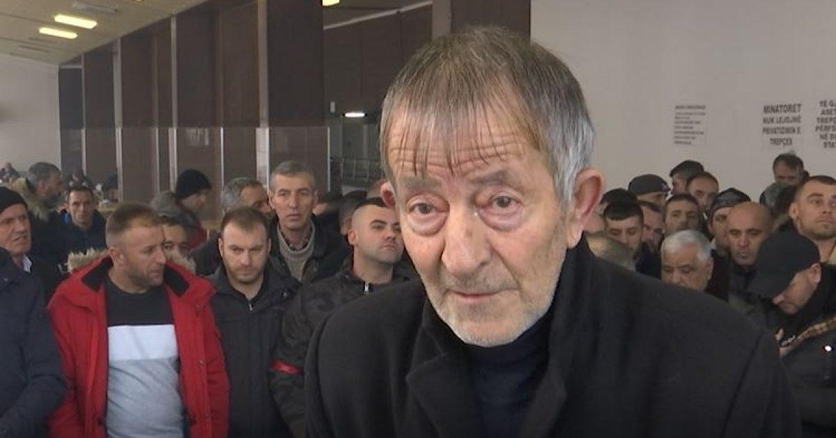 Vazhdon greva e minatorëve të Stantërgut, nuk tërhiqen nga kërkesat e tyre (Video)