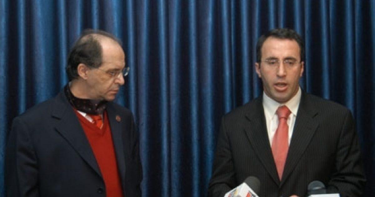 Haradinaj: Rugovën e gjeta duke qarë, kur ia ofrova dorëheqjen