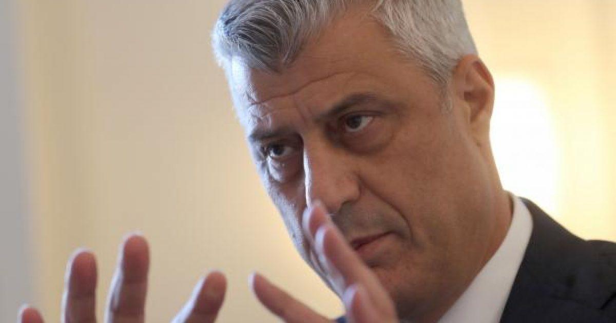 Thaçi: Pas marrëveshjes me Serbinë do të kemi një ambasadë në Moskë