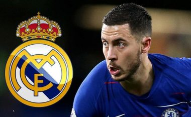 Real Madridi synon transferimin e Hazardit me çmim të arsyeshëm