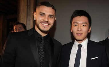 Presidenti i Interit, Zhang: Tifozët të mos shqetësohen, Icardi është kapiteni ynë