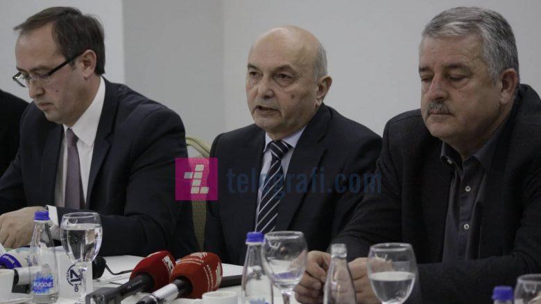 Mustafa: Veseli të veprojë si kryetar i Kuvendit, jo si shef i SHIK-ut
