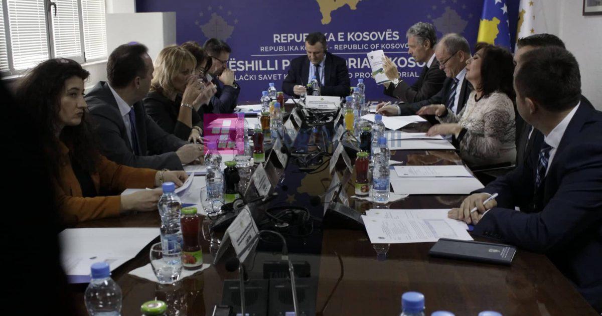 Ish-deputeti i PDK-së, Bahri Hyseni zgjidhet kryesues i Këshillit Prokurorial të Kosovës