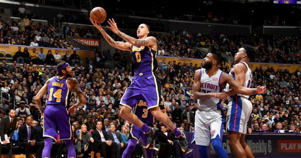 Lakers vazhdojnë me fitore nën shkëlqimin e Kuzmas, fitore e thellë edhe e Bostonit