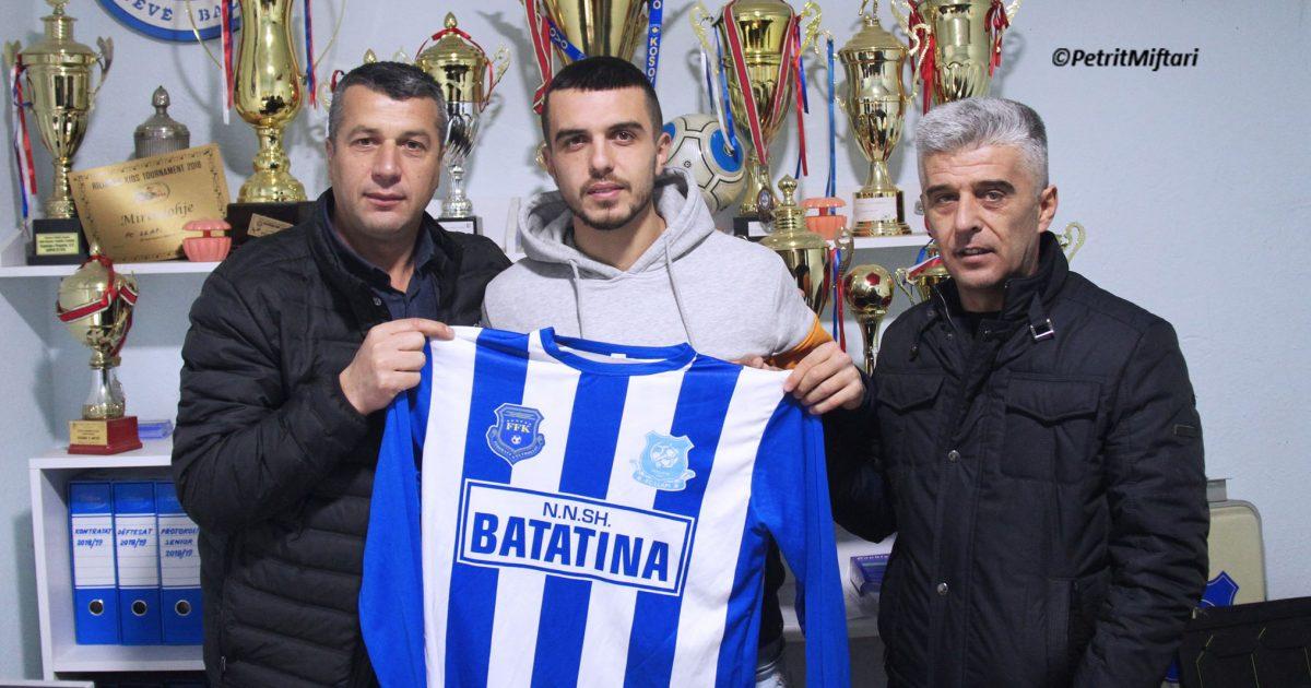 Zyrtare: Llapi prezanton dy transferimet e para të janarit