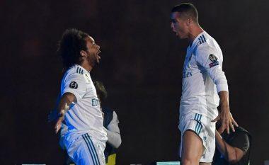Ronaldo shpreson ta joshë Marcelon për t'u transferuar te Juventusi