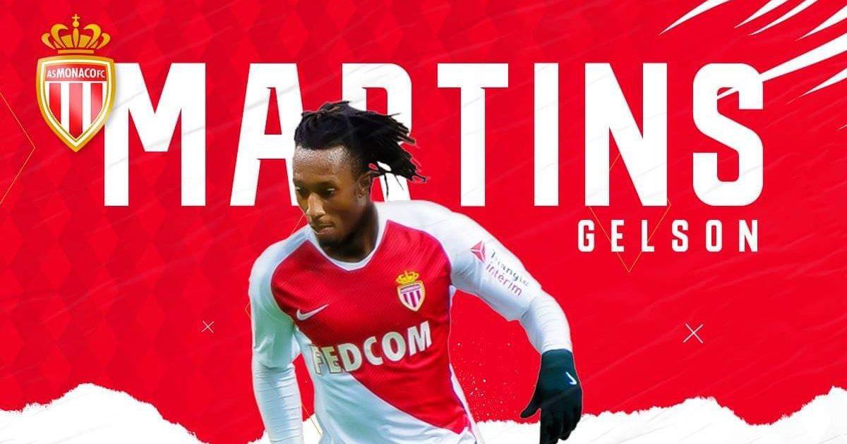Zyrtare: Gelson Martins kalon te Monaco