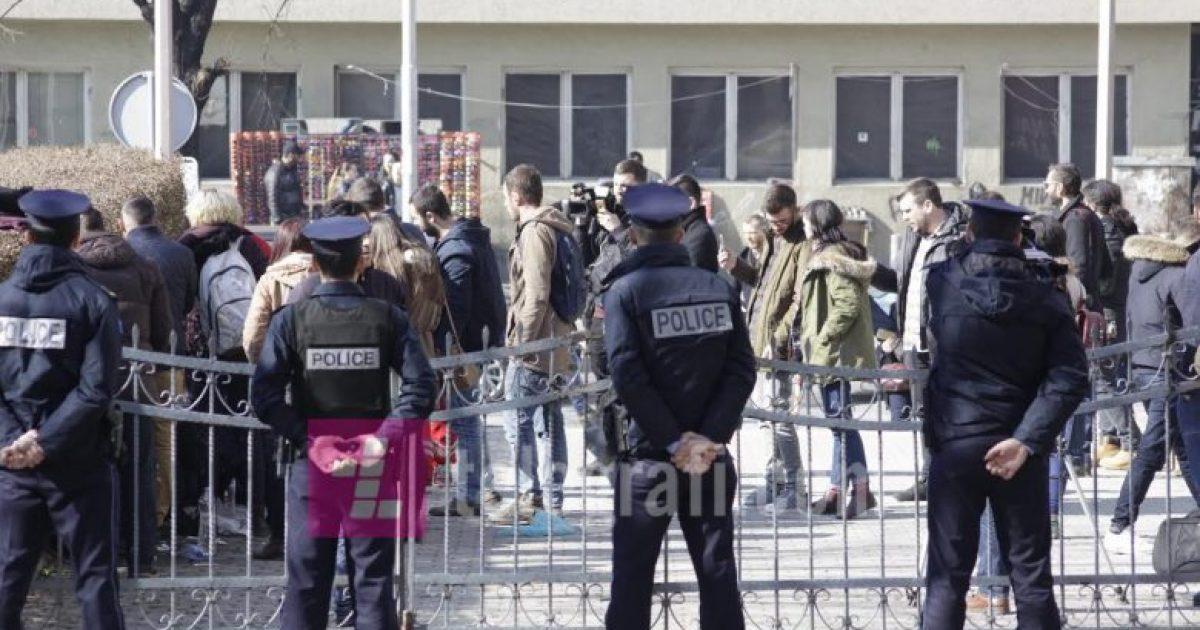 """Studentët nesër protestojnë para MASHT-it kundër """"punësimeve partiake në arsim"""""""