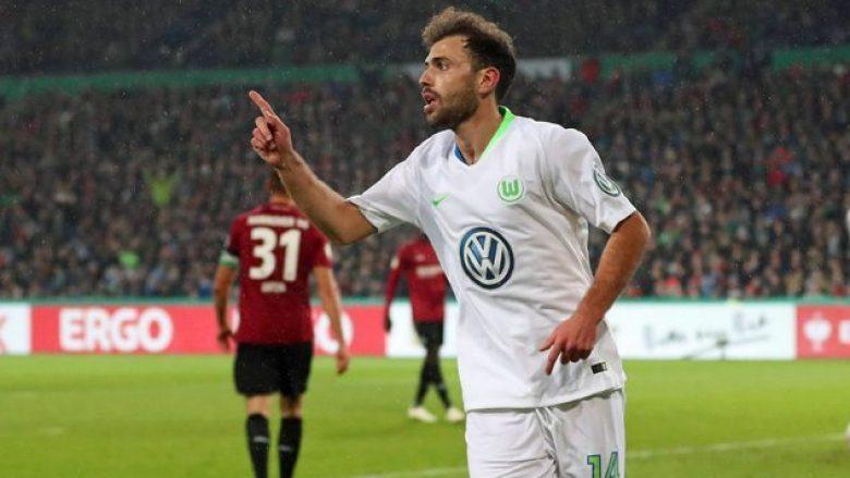 Admir Mehmedi: Mund ta përfundoj karrierën te Wolfsburgu