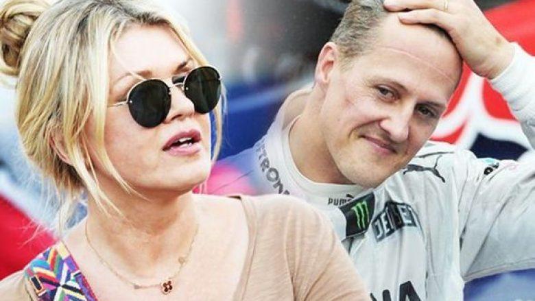 Gruaja e Schumacherit thyen heshtjen: Michael është në duar të mira