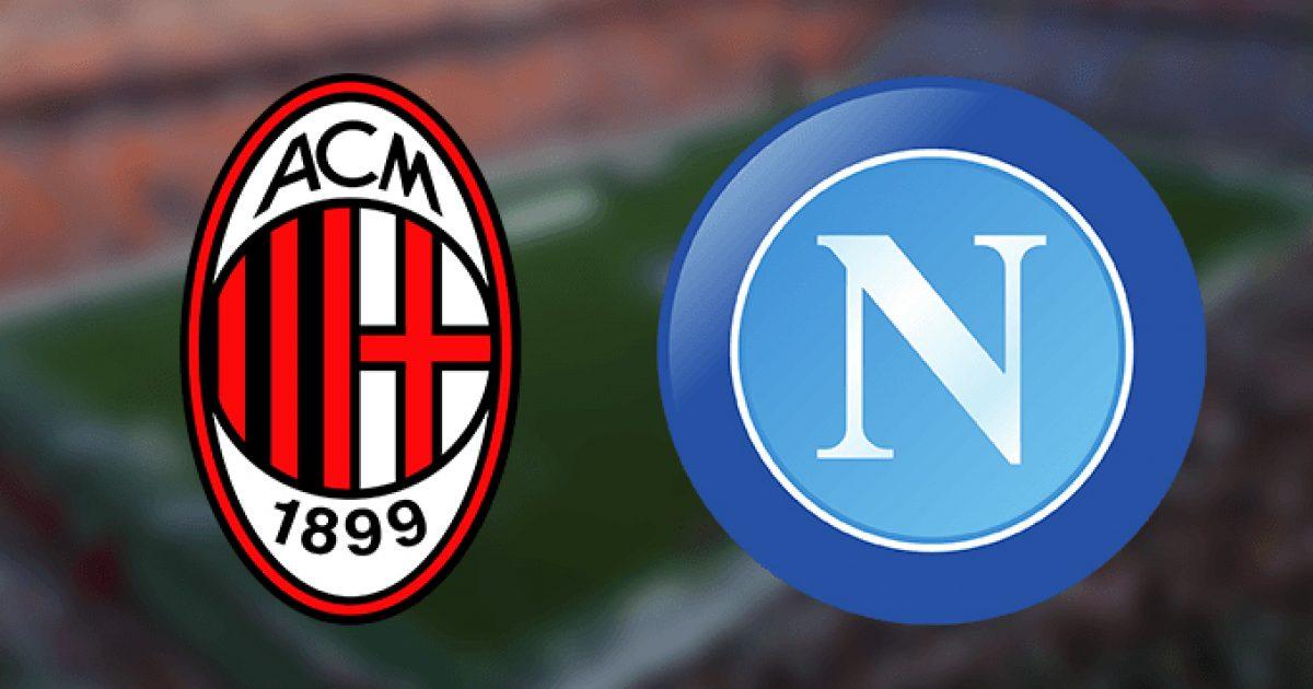Formacionet zyrtare: Milani dhe Napoli zhvillojnë ndeshjen çerekfinale të Kupës së Italisë
