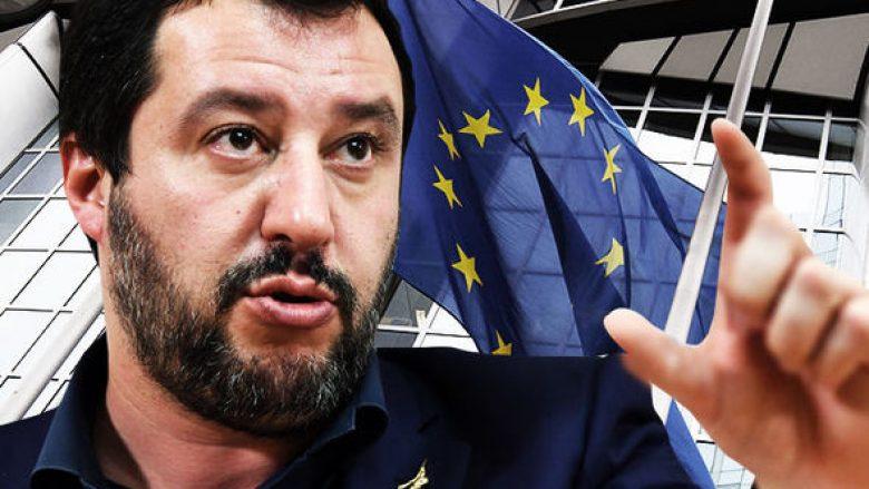 """Salvini """"shpall luftë"""": Fundi i Gjermani-Francë! Itali-Poloni do ndërtojnë BE-në e re"""