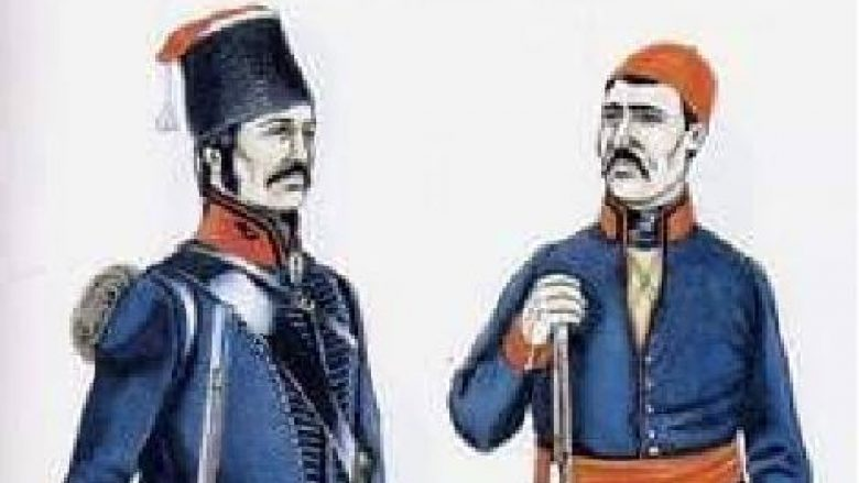 Ushtarët shqiptarë që i shërbenin Napoleonit