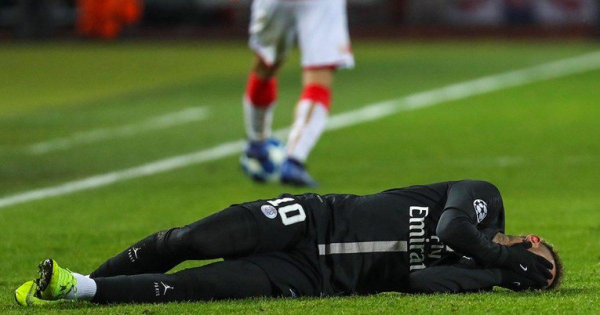 Neymar do ta humb vazhdimin e sezonit