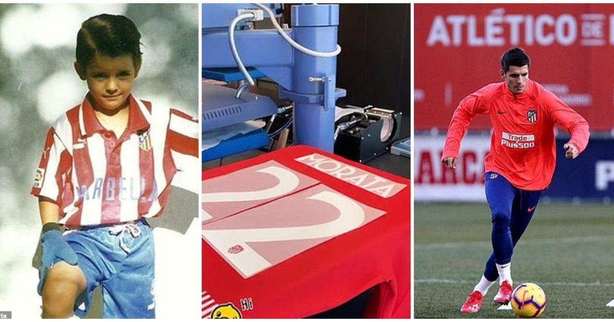 Morata: Gjithmonë e kam ëndërruar Atleticon