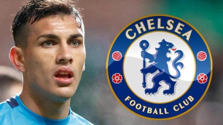 6b2adb4d2 Chelsea afër mbylljes së transferimit të Paredes - Telegrafi