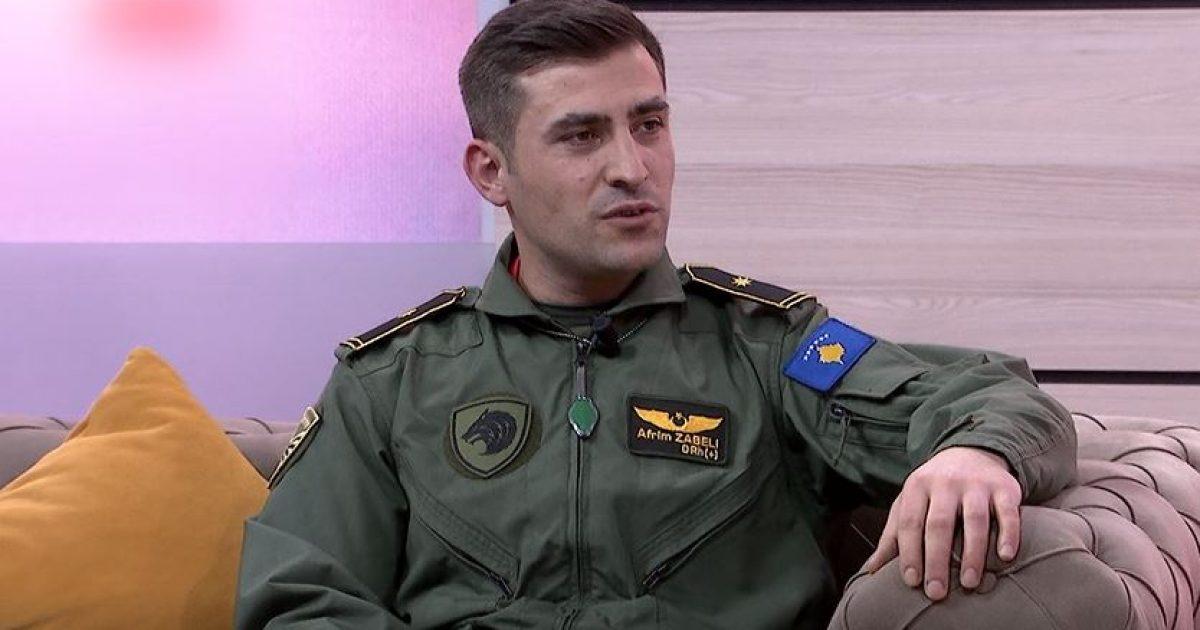 Piloti i parë i Ushtrisë së Kosovës, rrëfen emocionet në ditën e transformimit të FSK-së në Ushtri (Video)