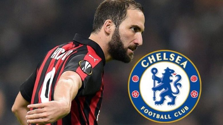 Juventusi dhe Chelsea arrijnë marrëveshje për Higuainin?