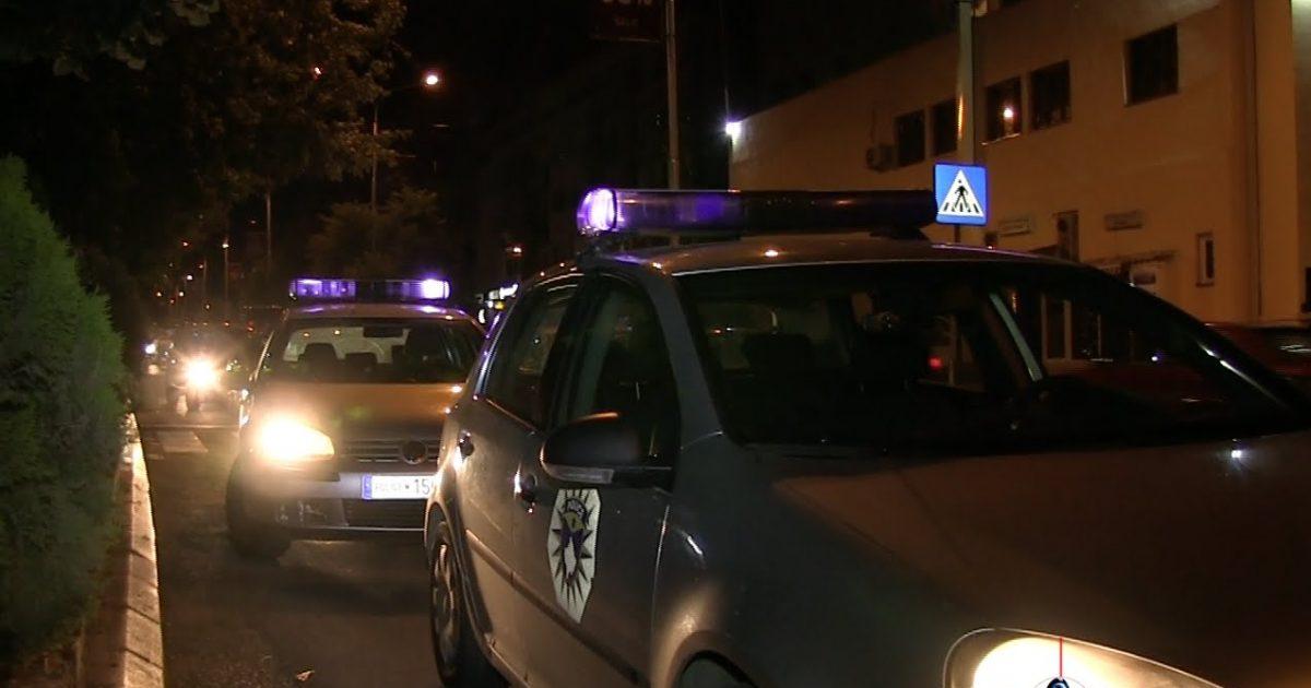 Aksion i policisë në Prishtinë, arrestohen katër persona të dyshuar për grabitje