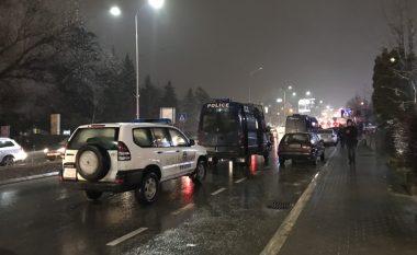Njësia Speciale në operacion bastisjesh në Prishtinë