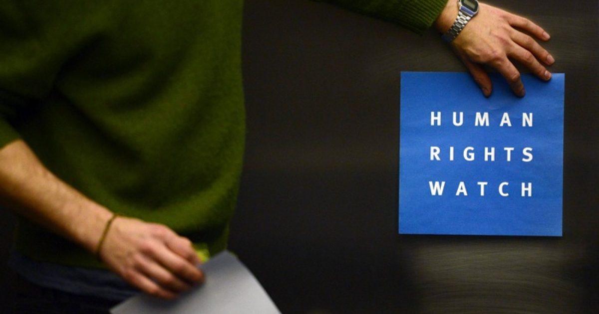 HRW për Kosovën: Mosrespektimi i ligjeve si burim i shkeljes së të drejtave të njeriut