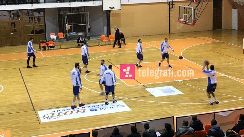 Z Mobile Prishtina të mërkurën luan si mysafir i Pinar Karsiyaka në kuadër të FIBA Europe Cup