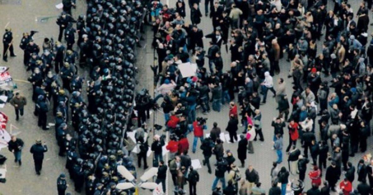 8 vjet nga protestat e 21 janarit në Tiranë