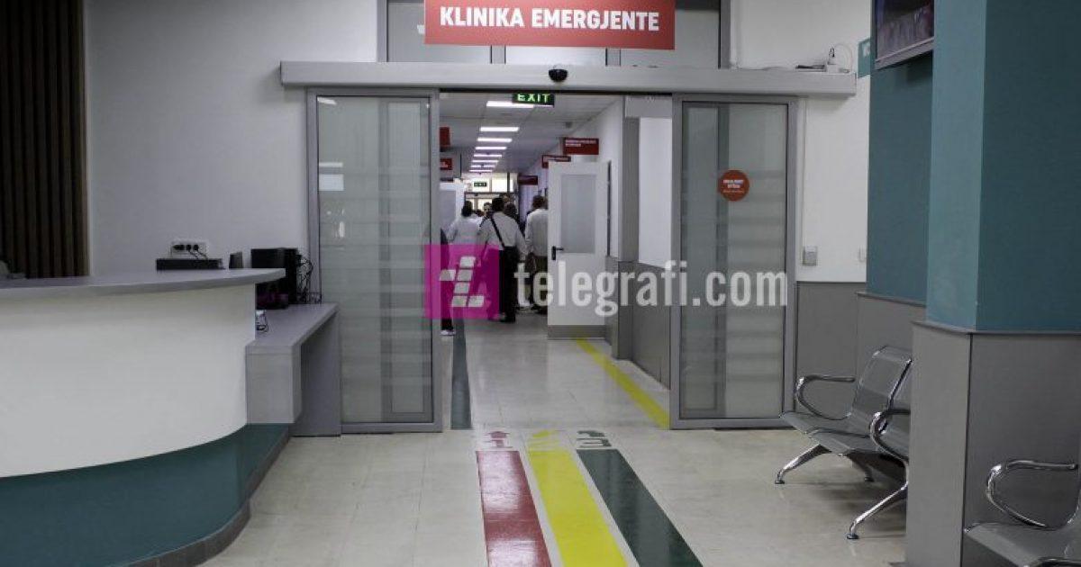 QKUK: 205 raste në Klinikën Emergjente