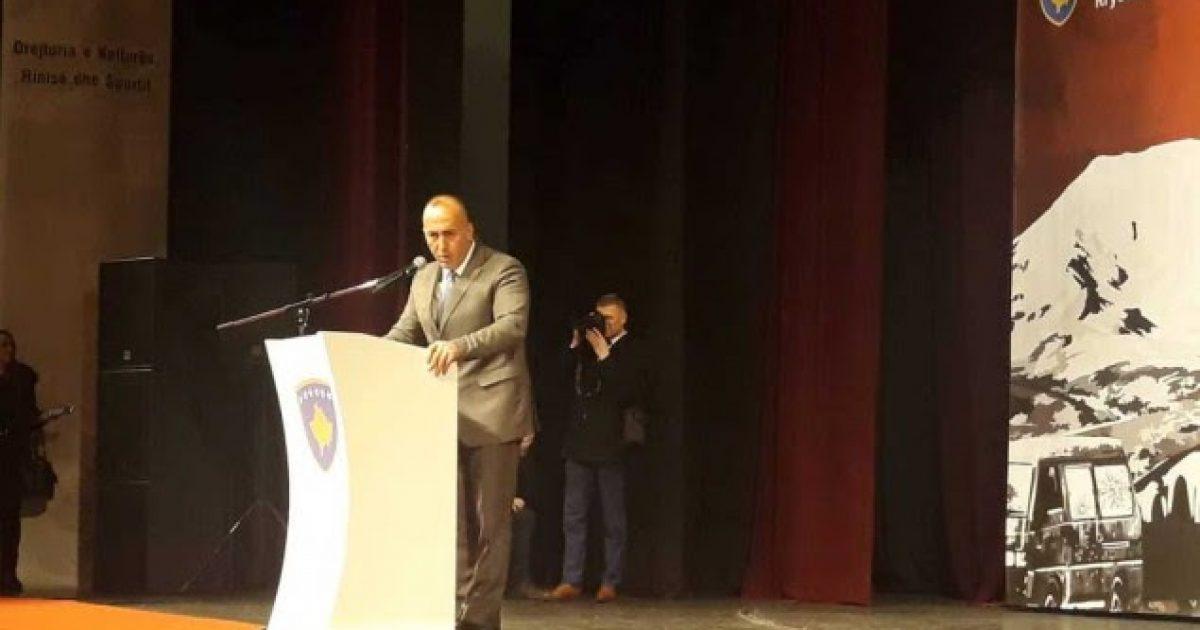 Haradinaj: Nëse e tërheqim taksën, i bie që nuk kemi luftuar për të drejtën tonë