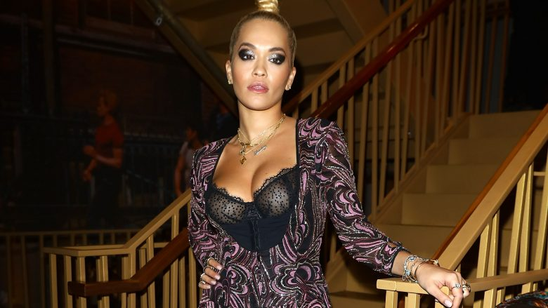 Rita Ora (Foto: Tim P. Whitby/Tim P. Whitby/Getty Images/Guliver)