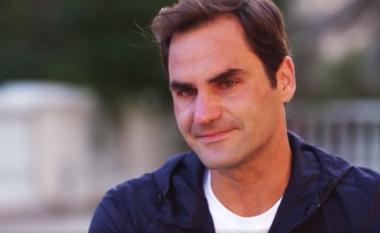 Federer fillon të qaj teksa flet për ish-trajnerin që ndikoi në karrierën prej tenisti