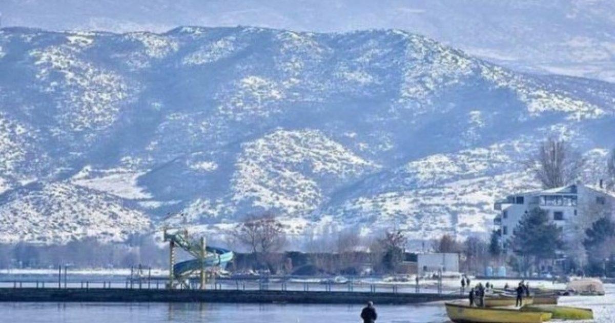 Moti me shi e borë sot në Shqipëri