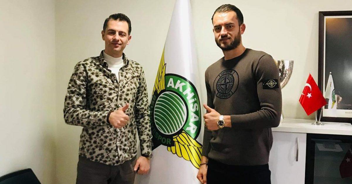 Zyrtare: Akhisarspori e blen përfundimisht Sokol Cikalleshin