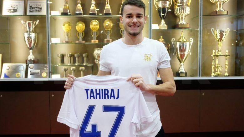 Frnacesco Tahiraj (Foto: Hajduk Split)